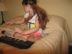 Cosette piano