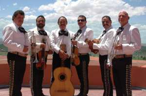 WHO DOESN'T LOVE A GOOD MARIACHI BAND?